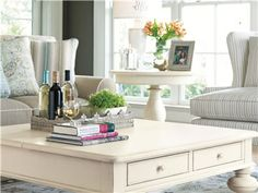 Paula Deen Home | Paula Deen Home | Round Side Table | 996817