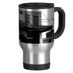 Old Abandon Building Coffee Mug   •   This design is available on t-shirts, hats, mugs, buttons, key chains and much more   •   Please check out our others designs