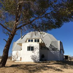 """Zen Dome"" - Artist Peace Retreat - Houses for Rent in Joshua Tree"