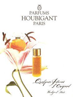 Quelques Fleurs l`Original Houbigant for women (love this)