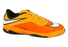 Nike Kids Hypervenom Phelon IC Indoor Shoes - Hyper Crimson