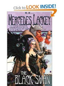 The Black Swan by Mercedes Lackey (1999) Not part of a larger series, and I have read it at least six times.