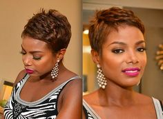 The Best Short Hairstyles for Round Face Shapes: The Best Pixies on a Round Face