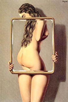 Rene Magritte!