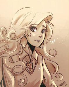 andythelemon:   Luna Lovegood Harry Potter