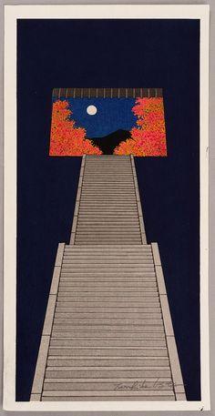 Feeling of Autumnby Teruhide Kato born 1936