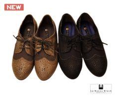 Le Bunny Bleu #shoes #oxfords