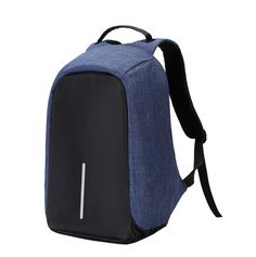 Men Backpack Anti theft multifunctional bobby Casual Laptop Backpack With  USB Charge Waterproof Travel Bag Computer Bag Bagpack 5f90105c889ba