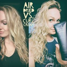 Free curl cream for VIP's this month!