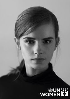 Goodwill Ambassador Emma Watson | Focus: UN Women's HeForShe campaign in promoting gender equality