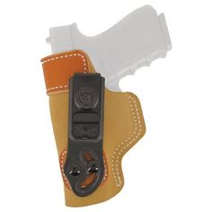 DeSantis Kahr/Taurus/Keltec Sof-Tuck Holster (Right Hand, Tan) by DeSantis. $21.99. Sof-Tuck #106 is a new IWB/Tuck-able holster with adjustable cant. It can be worn strong side, cross draw or on the small of the back. It is built from soft, no-slip suede and reinforced at the top with premium saddle leather to aid in re-holstering. The #106 is available for most concealable hand guns in right and left hand.. Save 19%!