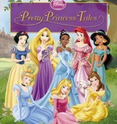 all of the lovey Princesses we offer for your party