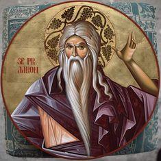 Religious Images, Religious Icons, Religious Art, Faith Of Our Fathers, Roman Church, Byzantine Icons, Orthodox Christianity, Old Testament, Art Deco Diamond