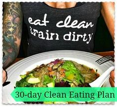 The 7 Day Shredding Meal Plan!