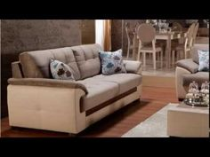 Tual Deluxe Living Room by Istikbal Furniture