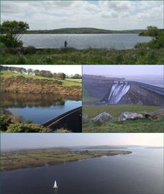 More images of Stithians Reservoir, Cornwall.  The dam is 41.5 m high and 244m wide. It was built at a total cost of £1,125,000 (about £17 million today) (2009 estimate).  Usage:  There is an Outdoor Activity Centre offering watersports facilities at Stithians Lake. Sailing, windsurfing, kayaking, SUP and canoeing activities available. Non sport activities include bird watching, fly fishing for trout & a campsite.