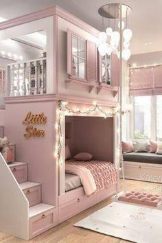25+ Toddler Girl Bedroom Ideas You Will Fall In Love With | Kat Viana