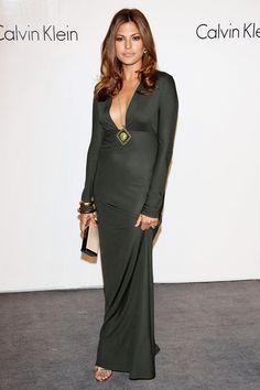 Eva Mendes ,...shes gorgeous... love the hair...