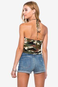 Топ Размеры: S, M, L Цвет: зеленый с принтом Цена: 407 руб.     #одежда #женщинам #топы #коопт