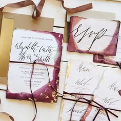 Foil & Ink | Invitations
