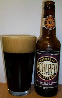 Schlafly Oatmeal Stout (Saint Louis Brewery)