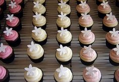 How many mini cupcakes per person? | Weddings, Etiquette and ...
