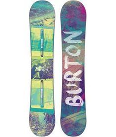 Burton Women's Socialite Snowboard (size 147 or Burton Snowboards, Wakeboarding, Never Summer, Snowboarding Women, Snowboarding Style, Snow Bunnies, Bunny, Ski And Snowboard, Freestyle Snowboard