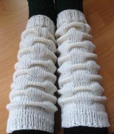 Knit Leggings, Leg Warmers, Lana, Knitting, Diy, Trapillo, Manualidades, Tricot, Hand Crafts
