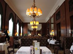 Cafe Landtmann, known for being Freud's favorite haunt, sits on the Ringstrasse.