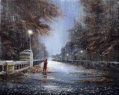 Let It Rain by Jeff Rowland
