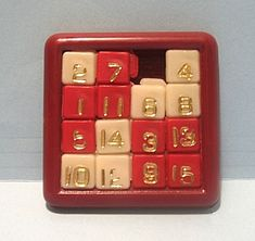 puzzle - these things used to drive me nuts...