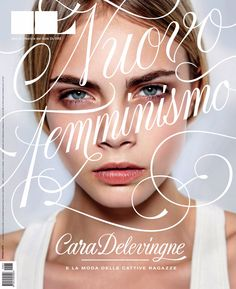 Typography for IL Magazine