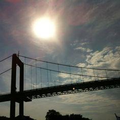 Göta älv bridge, gotenburg