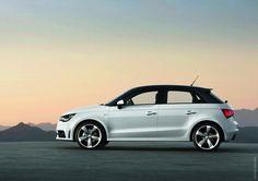 Галерея 2012 Audi A1 Sportback S line. 112 свежих и актуальных фотографий. Пресс-релиз, рейтинг, заметки на тему 2012 Audi A1 Sportback S line