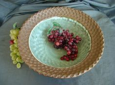 This is a lovely large bowl, perfect for big summer salads. On clayshapergallery... $45.00