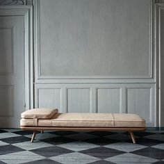 Need a Sunday nap? Take it in the gorgeous Spine Daybed crafted in soft natural…