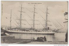 "Four-masted barque ""Antoinette"""