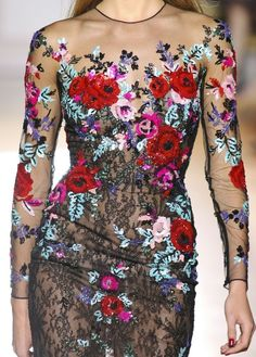 Zuhair Murad. Bridesmaid or flowergirl dresses;  perhaps an embroidered bodice with a chiffon full skirt?
