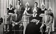 Jan Klouwer (Jentje Klouwer) 1909-1963. Gehuwd in 1932 met Aaltje Zwarthoed 1908-1994. #NoordHolland #Volendam