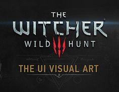 "查看此 @Behance 项目:""THE WITCHER 3: THE UI VISUAL ART""https://www.behance.net/gallery/33548161/THE-WITCHER-3-THE-UI-VISUAL-ART"
