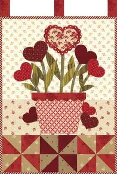 Little Blessings Wall Hanging A Month February Blooming Hearts Join Here!!