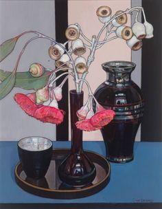 Знакомьтесь, это - художница Criss  Canning  из  Австралии. Год рождения - 1947. Я узнала про нее у  je_nny , заинтересовалась ее работами, была просто очарована ими. Крисс…