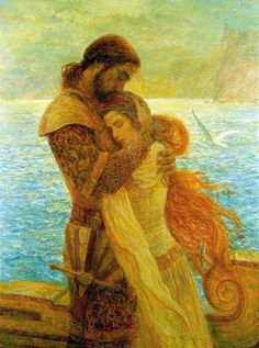 Tristan and Isolde - Marc Fishman