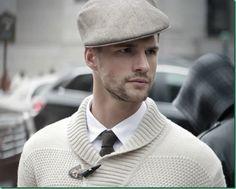 Tomas Skoloudik for Florentino Men FW 12 my-style Dapper Gentleman, Dapper Men, Gentleman Style, Modern Gentleman, Fashion Moda, Look Fashion, Mens Fashion, Sharp Dressed Man, Well Dressed Men
