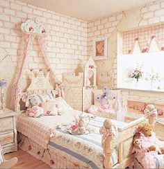 fantasy children's room design princess is no longer a fairy tale