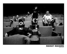 """they're supposed to make more album like their debut album """"soundtrack for your life"""" .. Rocket Rockers"""