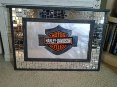 Another of my Harley plaques