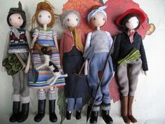 Gardening dolls | Flickr - Photo Sharing!