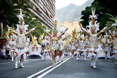Carnaval en Tenerife, Islas Canarias // Carnival in Tenerife, Canary Islands // Karneval auf Teneriffa, Kanarische Inseln #VisitTenerife
