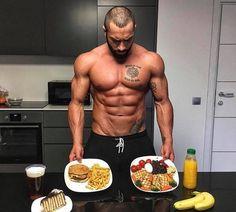 Absolut wichtig für den Muskelaufbau: SO ernährst du dich richtig! - fitpedia - Fitness News, Medizin, Supplement Review, Nutrition